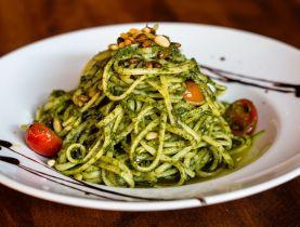 spaghetti-pesto
