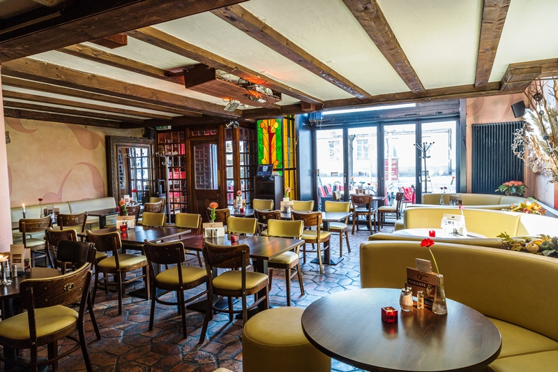 Galerie Grand Bar Demba Gastronomie Gmbh